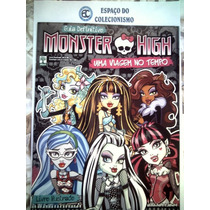 Lote 100 Figurinhas Diferentes Monster High 2015 Sem Álbum