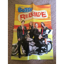 Rebelde Rbd Álbum Figurinhas Quase Completo Chiclete Buzzy