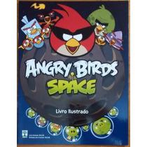 Álbum Figurinha Abril Angry Birds Space 2013