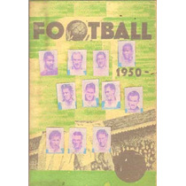 Cartela - Copa Do Mundo 1950 - Football - Maracanã Futebol