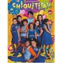 Brasil 2013 Álbum De Figurinhas Chiquititas Vazio
