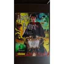 Álbum Harry Potter E O Cálice De Fogo - Ed.panini Incompleto