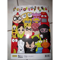 Album Vazio Disney Panini Gogos