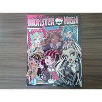 Album De Figurinhas Monster High 2013