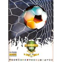 Álbum De Figurinhas Completo Campeonato Brasileiro 2013 (dg)