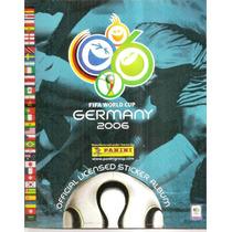 Album Copa 2006 Completo - Figurinhas Soltas