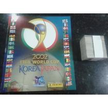 Album Vazio Copa 2002 Imp.+434 Figs Made Brazil C/20 Especia