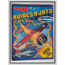 Album Vruum Aviões A Jato - Completo - F(326)