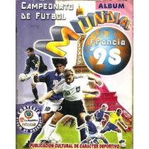 Album Copa 98 Completo - Editora Navarrete