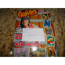 Álbum Figurinhas Chaves 2013 - Completo Para Colar