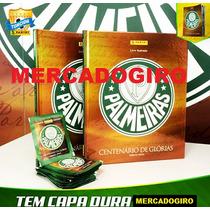 Album Capa Dura Palmeiras +10 Envelopes Pronta Entrega