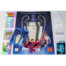 Uefa Champions League 2011/12 - Album Completo - Figs Soltas