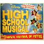 High School Musical - Disney - Livro Ilustrado Fotocards