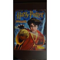 Álbum Harry Potter E A Câmara Secreta 2003 - Ed. Panini
