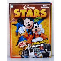 Álbum De Figurinhas Star Disney Completo Perfeito Estadp