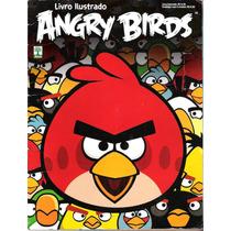 Álbum De Fugurinhas Angry Birds