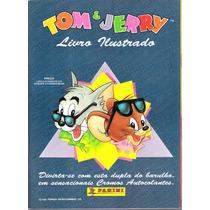 Álbum De Figurinhas Tom E Jerry Completo