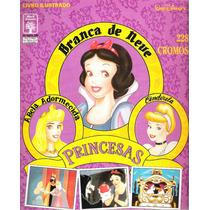 Álbum De Figurinhas Princesas