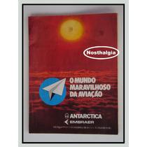 Album Antartica Embraer - Completo - F(803)