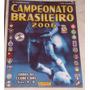 Álbum Campeonato Brasileiro 2006 - Panini - Completo