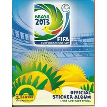 Album Copa Das Confederações Brasil 2013 Fifa