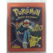 Álbum Pokemon - Completo!