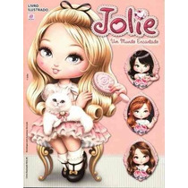 Album De Figurinhas Jolie Um Mundo Encantado 2013