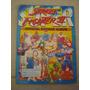 Álbum De Figurinhas Super Street Fighter 2 Capcom
