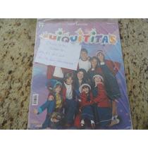 Álbum Figurinhas Chiquititas