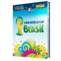 Album Copa Do Mundo 2014 Capa Dura + 250 Figurinhas