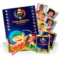Álbum Completo Copa América 2016 Panini Oficial Frete Grátis