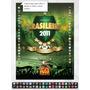 Álbum Campeonato Brasileiro 2011 + 360 Figurinhas Soltas