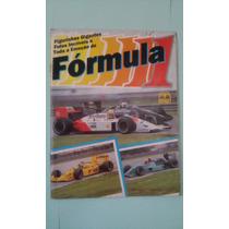 Álbum De Figurinhas Fórmula - Completo - Frete Incluso
