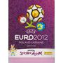 Album De Figurinhas: Euro 2012. Vazio / Sem Figurinhas