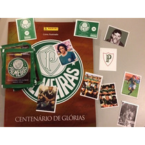 Capa Dura Centenario Palmeiras!completo P/colar!frete Grátis