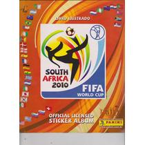 Albuns De Figurinhas - Copa 2010 - Vazio