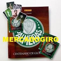 Album Centenario Palmeiras Completo Figurinha Soltas P/colar