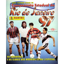 Álbum De Figurinhas Digitalizado Campeonato Carioca 1997