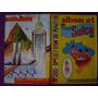 Álbum De Figurinhas N. 1 Suiça Editora Saravan 1969 Completo