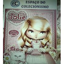 Álbum Figurinhas Jolie Compl. P/colar 2011