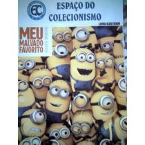 Album Vazio Meu Malvado Favorito Minion + 100 Figurinhas