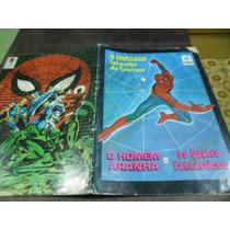 Album De Figurinhas O Homem Aranha E Os Quatro Fantasticos