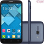 Celular Smartphone Alcatel One Touch Pop C9 Cinza 2 Chips