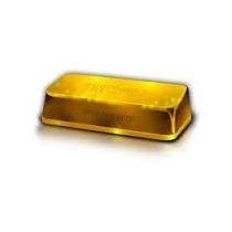Barra De Ouro 24k 999 À Partir De 1 Grama Confecção De Jóias