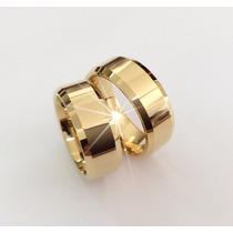 Aliança De Tungstenio 8mm Reta (o Par) Maravilhosas + Frete