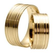 Alianca Artesanais Cor De Ouro Par 12mm Grossa Moeda Antiga
