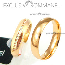 Rommanel Alianças Noivado Namoro Compromisso 511026 511693