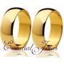 Alianças Ouro 18 Klts 0.750 Casamento