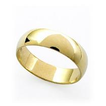 Par Alianças Casamento Ouro 18k 7 Gramas Frete Grátis Vj1739