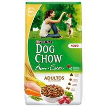 Ração Purina Dog Chow Bem Estar Adulto Raças Pequenas 15k